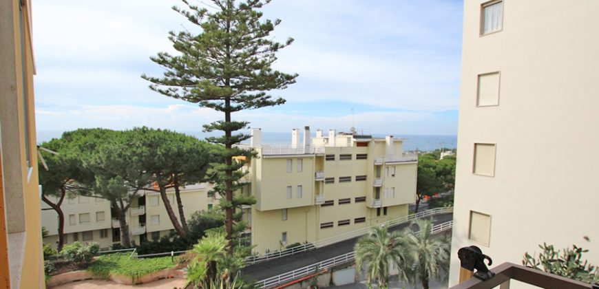 For sale an enjoyable apartment in Sanremo