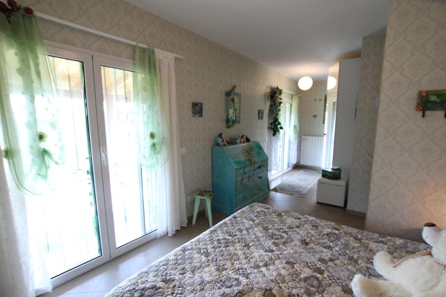 For sale a detached villa in the principality of Seborga