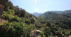 In vendita una villa su due piani con bella vista a Badalucco!