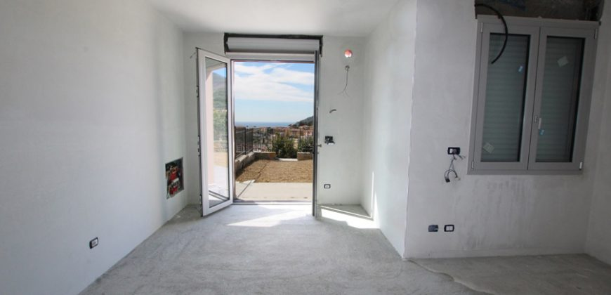 For sale a new apartment on the ground floor with pool!