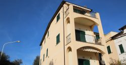 For sale a restored apartment in the cozy hamlet of Pairola