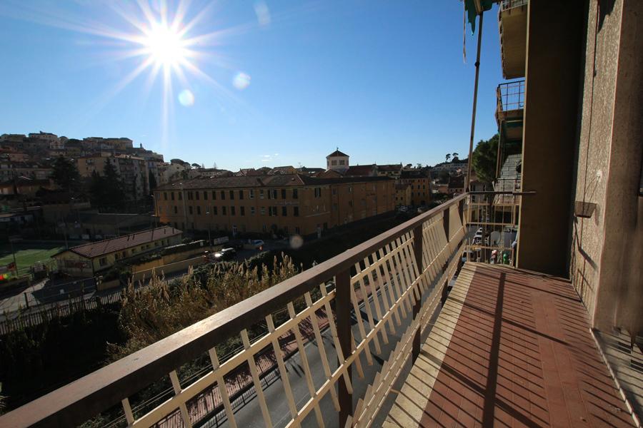 Till salu en bekväm lägenhet i stadsdelen Porto Maurizio
