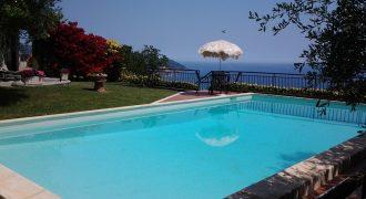 Till salu en underbar tvåfamiljsvilla med pool och stor trädgård!