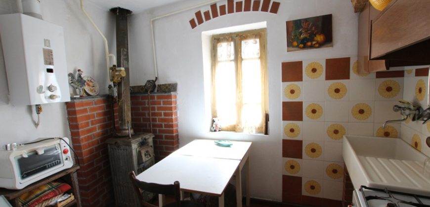For sale a nice village house in Andagna