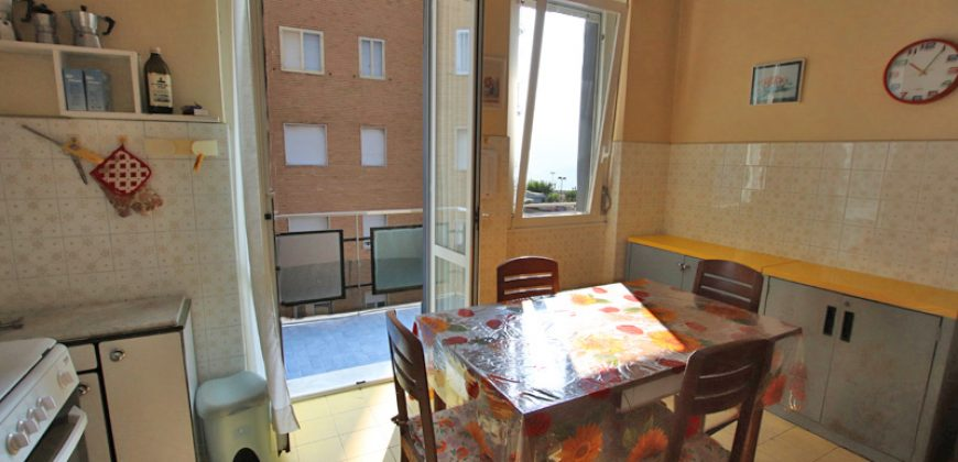 For sale a top floor apartment on the Sea