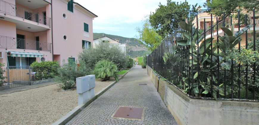 For sale a beautiful apartment in Taggia!