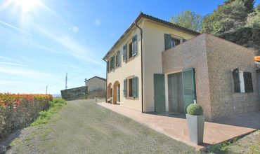 For sale a recently built villa with fantastic views!
