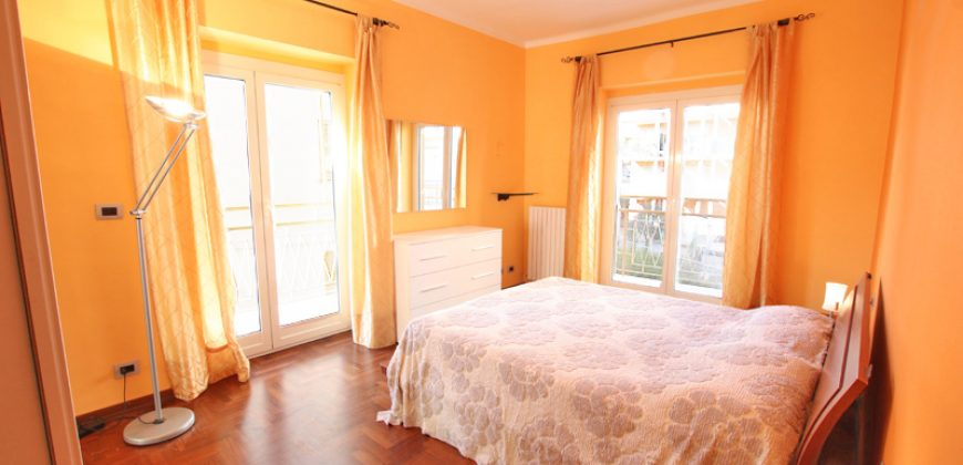 For sale a restored apartment near the Sea side