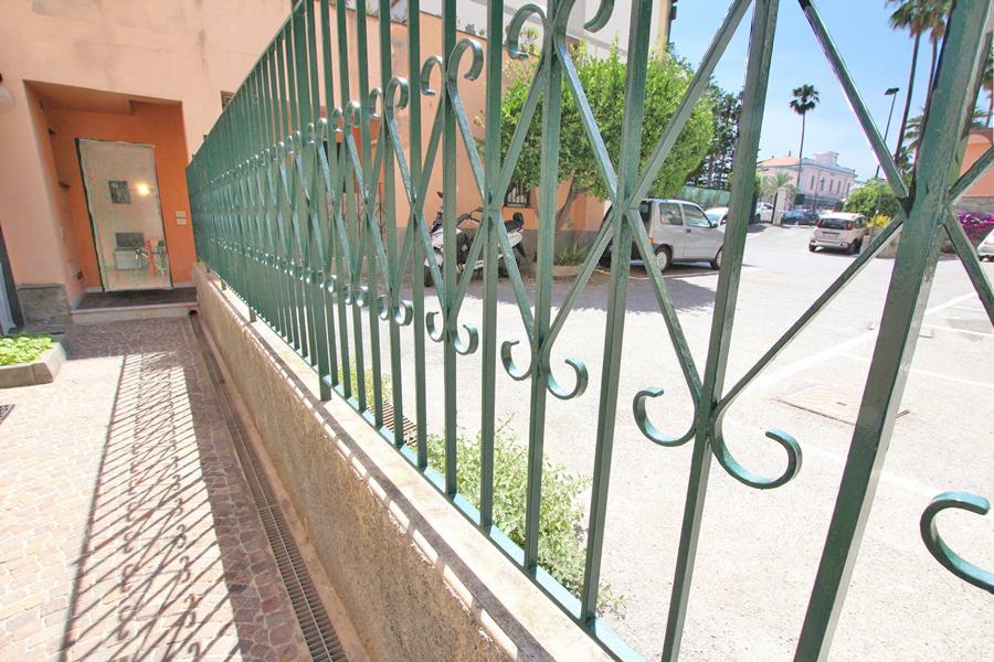 For sale a studio in the heart of Bordighera!