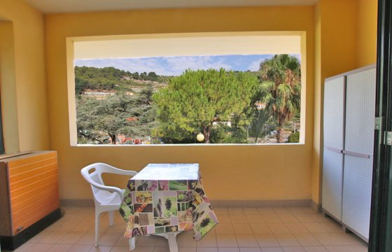 For sale a nice apartment in Bordighera