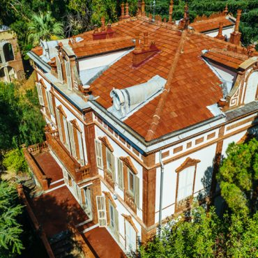Till salu en prestigefylld adlig villa!