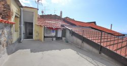 For sale a cosy two floor apartment with terrace