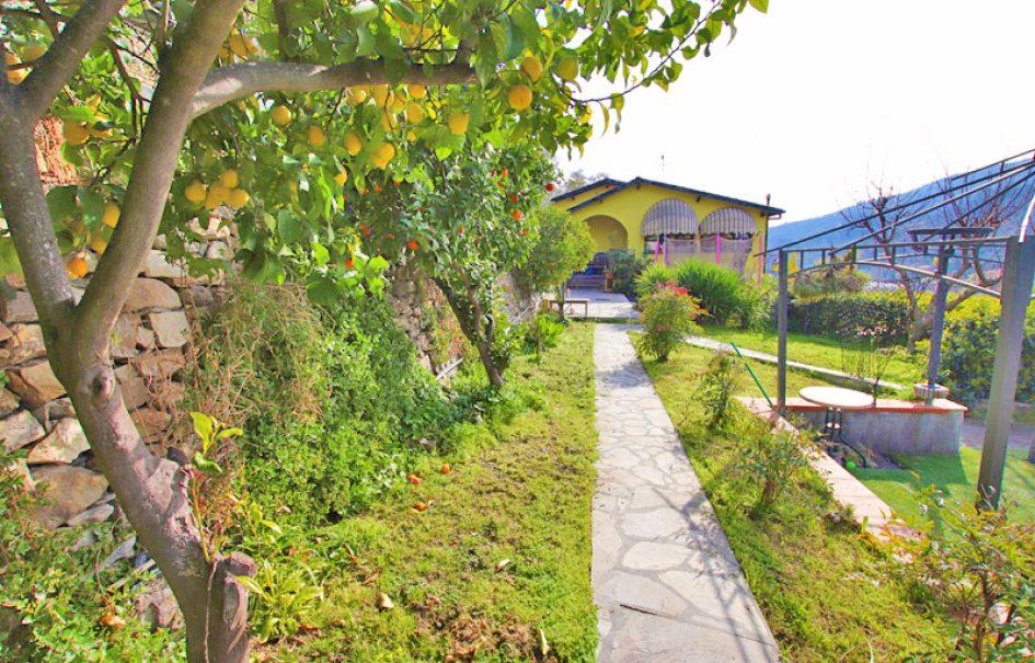 Vendesi bellissimo alloggio con garage e giardino