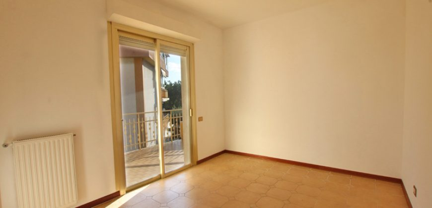 For sale an apartment with terrace, storage and parking space