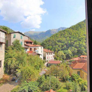 Säljes en trevlig tvårummare i Molini di Triora